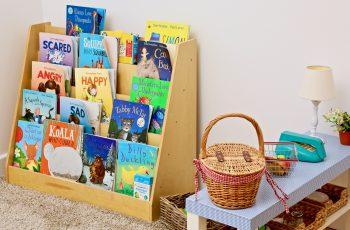books in nursery